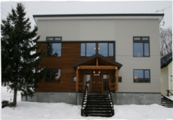 Forest View - luxury apartment style accommodation in Furano